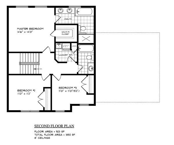 Second floor plans 28 images bahama 1892 4 bedrooms for Second story addition plans